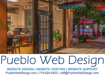 Pueblo Web Design - Web Designer in Pueblo, Colorado